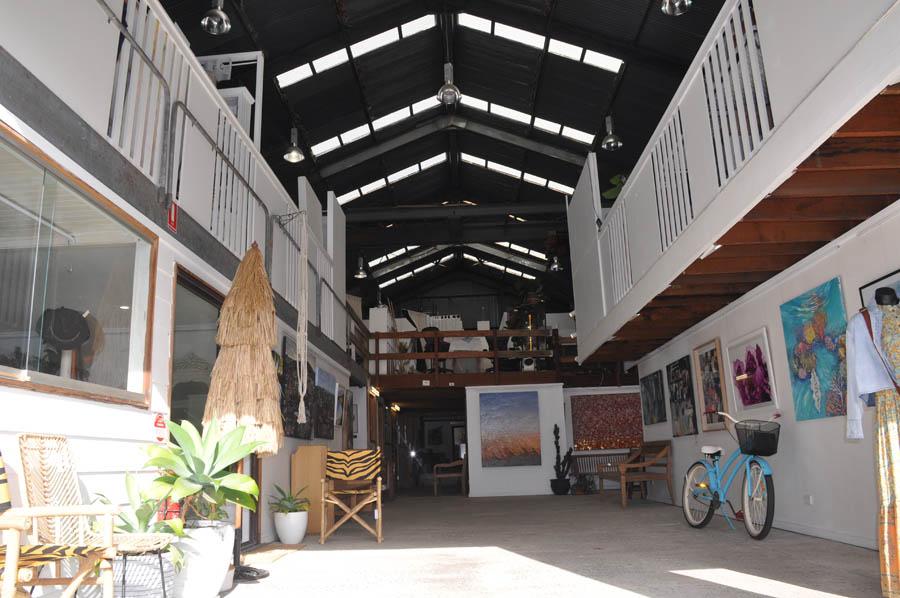 Timber mill Studios Bulli