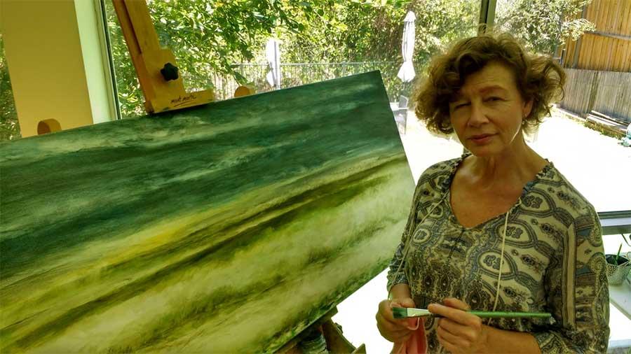 Margaret Mylott Art