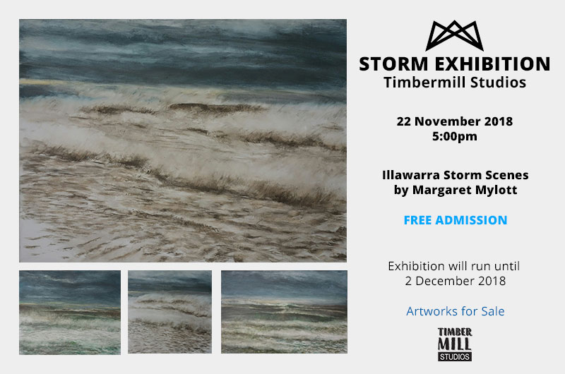 Storm Exhibition - Margaret Mylott